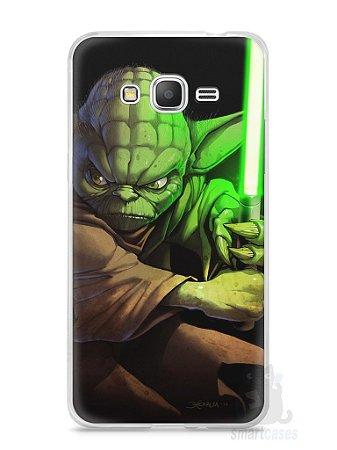 Capa Samsung Gran Prime Yoda Star Wars