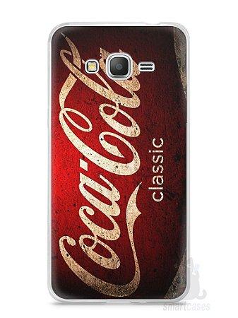 Capa Samsung Gran Prime Coca-Cola Classic