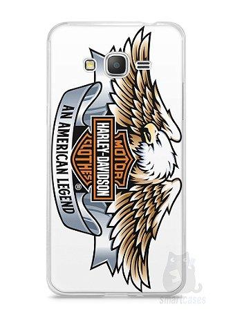 Capa Samsung Gran Prime Harley Davidson