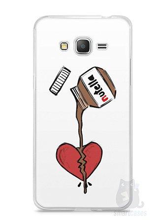 Capa Samsung Gran Prime Nutella #3