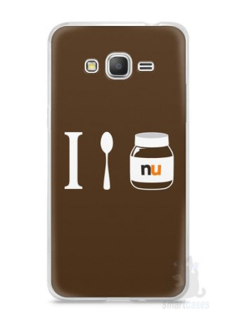 Capa Samsung Gran Prime Nutella #4
