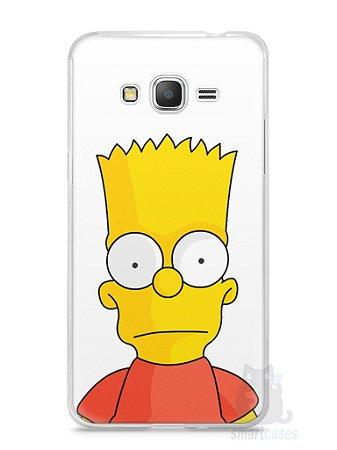 Capa Samsung Gran Prime Bart Simpson