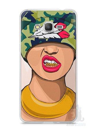 Capa Samsung Gran Prime Garota Swag