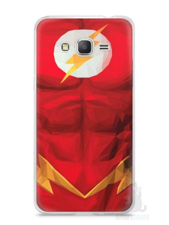 Capa Samsung Gran Prime The Flash #1