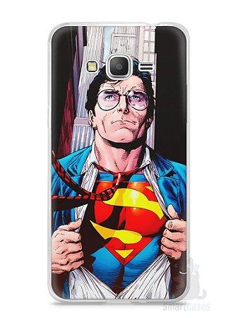 Capa Samsung Gran Prime Super Homem #1