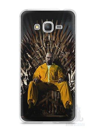 Capa Samsung Gran Prime Heisenberg Game Of Thrones