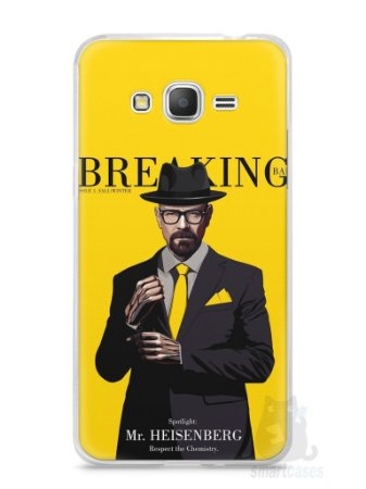 Capa Samsung Gran Prime Breaking Bad #2