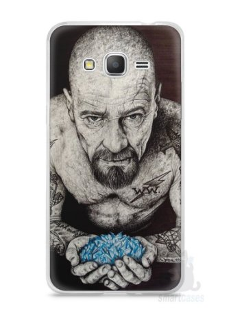 Capa Samsung Gran Prime Breaking Bad #4