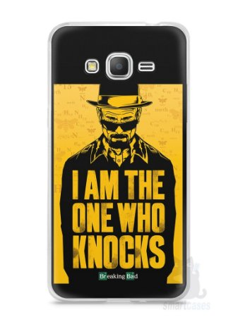 Capa Samsung Gran Prime Breaking Bad #8