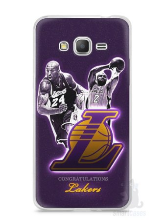 Capa Samsung Gran Prime Lakers