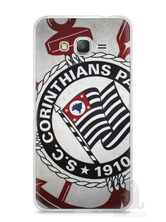 Capa Samsung Gran Prime Time Corinthians #1