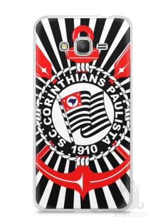 Capa Samsung Gran Prime Time Corinthians #2
