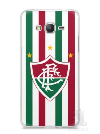 Capa Samsung Gran Prime Time Fluminense