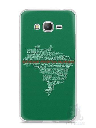Capa Samsung Gran Prime Time Palmeiras #6