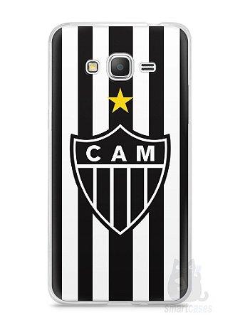Capa Samsung Gran Prime Time Atlético Mineiro Galo #1