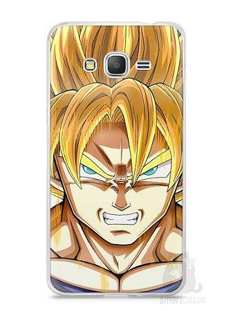 Capa Samsung Gran Prime Dragon Ball Z Gohan SSJ2