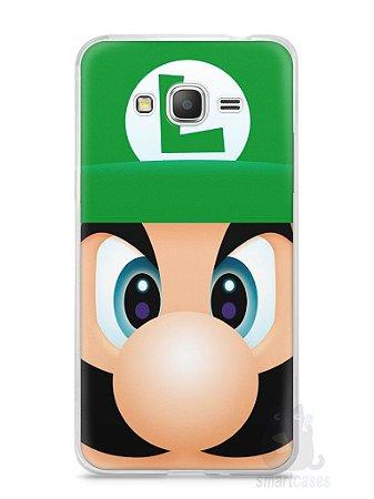 Capa Samsung Gran Prime Luigi Irmão do Super Mario