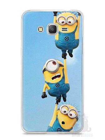 Capa Samsung Gran Prime Minions #2