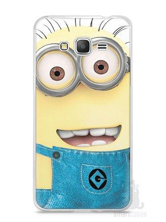Capa Samsung Gran Prime Minions #7