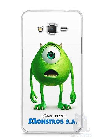 Capa Samsung Gran Prime Mike Wazowski Monstros S.A.