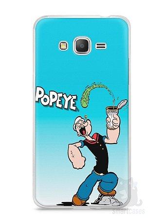 Capa Samsung Gran Prime Popeye