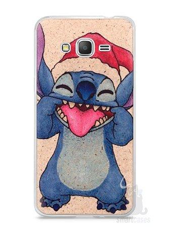 Capa Samsung Gran Prime Stitch #2
