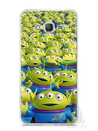 Capa Samsung Gran Prime Aliens Toy Story #2