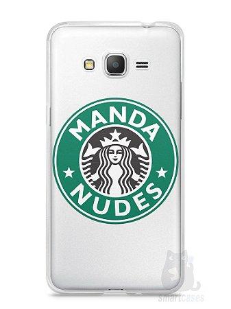 Capa Samsung Gran Prime Manda Nudes