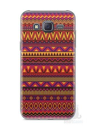 Capa Samsung J5 Étnica #7