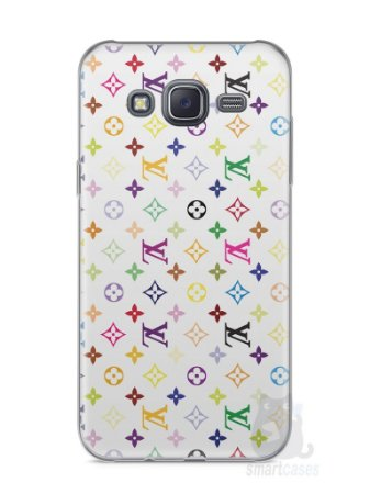 Capa Samsung J5 Louis Vuitton #2
