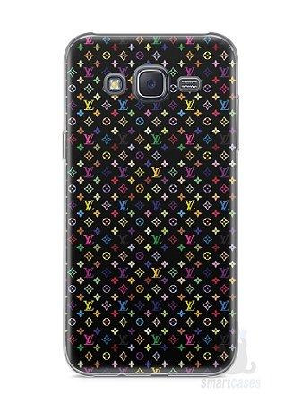 Capa Samsung J5 Louis Vuitton #3