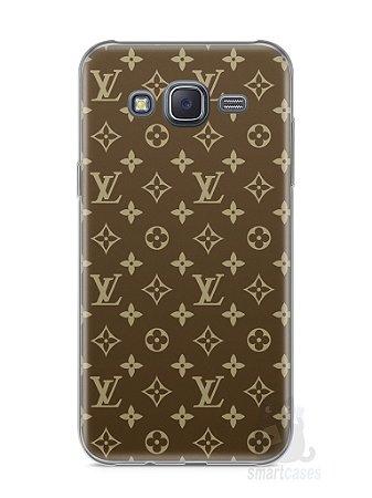 Capa Samsung J5 Louis Vuitton #4