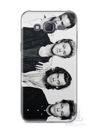 Capa Samsung J5 One Direction #1