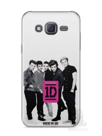 Capa Samsung J5 One Direction #2