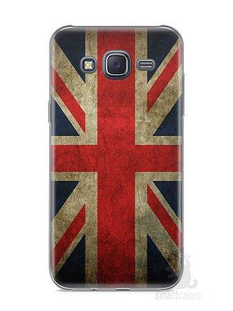 Capa Samsung J5 Bandeira da Inglaterra