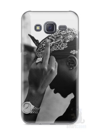 Capa Samsung J5 Tupac Shakur #2