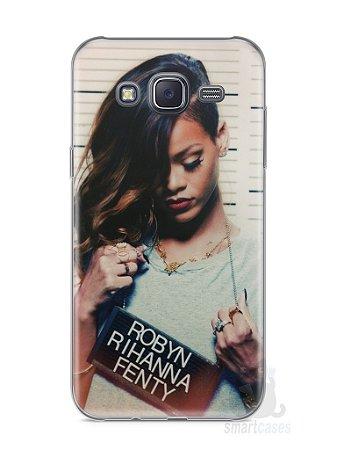Capa Samsung J5 Rihanna #2