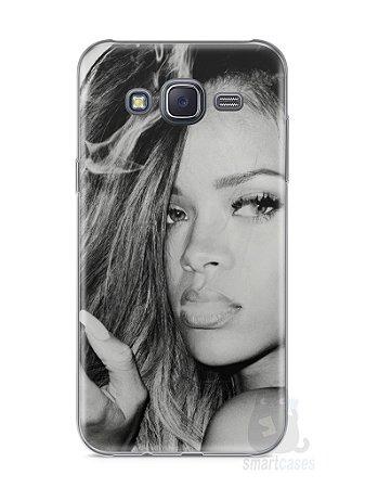 Capa Samsung J5 Rihanna #3