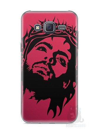 Capa Samsung J5 Jesus #7