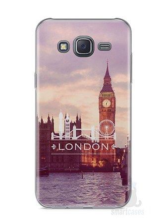 Capa Capinha Samsung J5 Londres #1