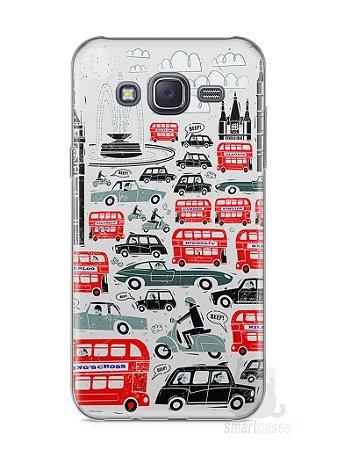 Capa Capinha Samsung J5 Londres #2