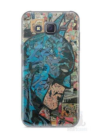 Capa Capinha Samsung J5 Batman Comic Books #2