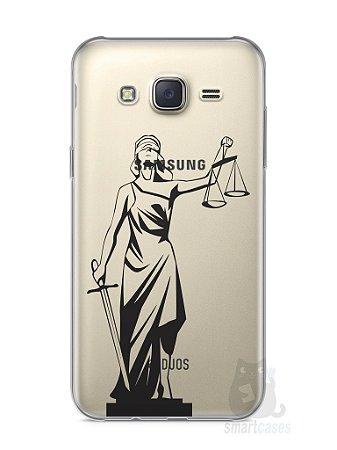 Capa Capinha Samsung J5 Direito