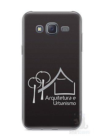 Capa Capinha Samsung J5 Arquitetura #3