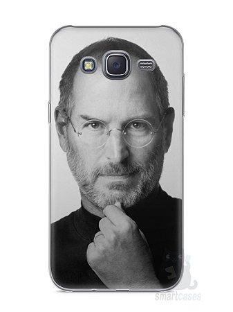 Capa Capinha Samsung J5 Steve Jobs