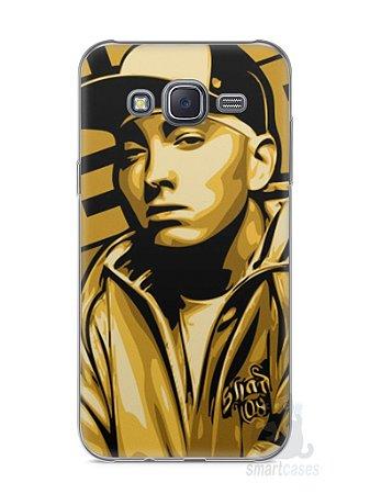 Capa Capinha Samsung J5 Eminem #2