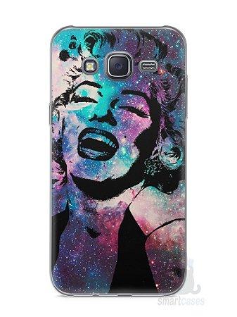 Capa Capinha Samsung J5 Marilyn Monroe #2
