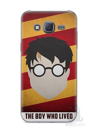 Capa Capinha Samsung J5 Harry Potter #2
