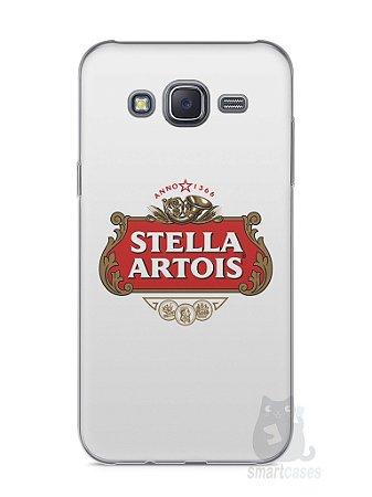 Capa Capinha Samsung J5 Cerveja Stella Artois