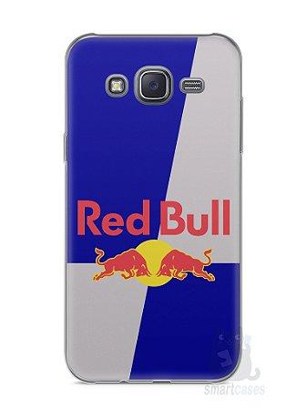Capa Capinha Samsung J5 Red Bull #1